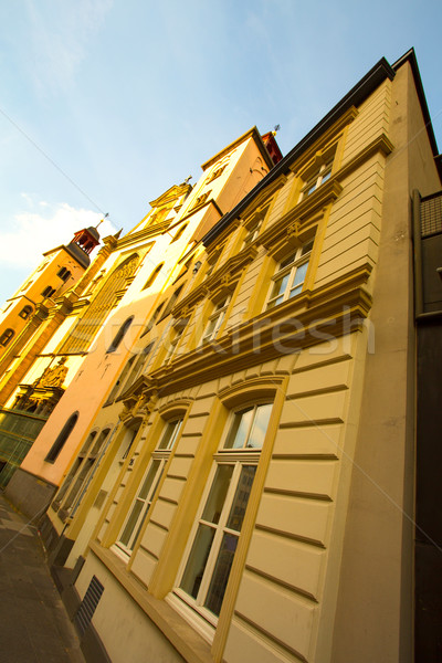 Historic Architecture in Cologne Stock photo © Spectral