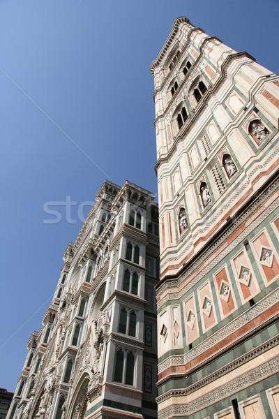 собора Флоренция базилика святой цветок Сток-фото © Spectral