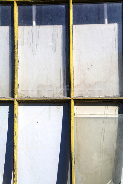 Old window Stock photo © Spectral