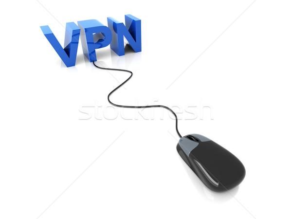 VPN Net Stock photo © Spectral