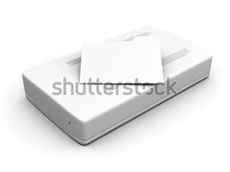 Mobile Data Stock photo © Spectral