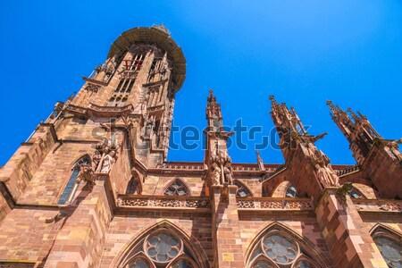 The Freiburg Muenster Stock photo © Spectral