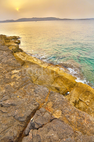 Sunset in Bugibba	 Stock photo © Spectral