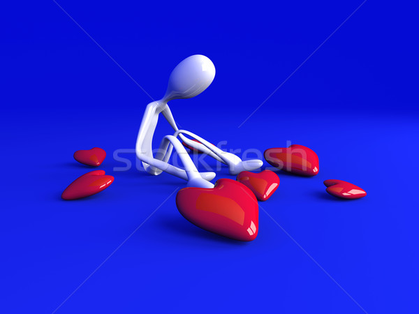 Lovesick Stock photo © Spectral