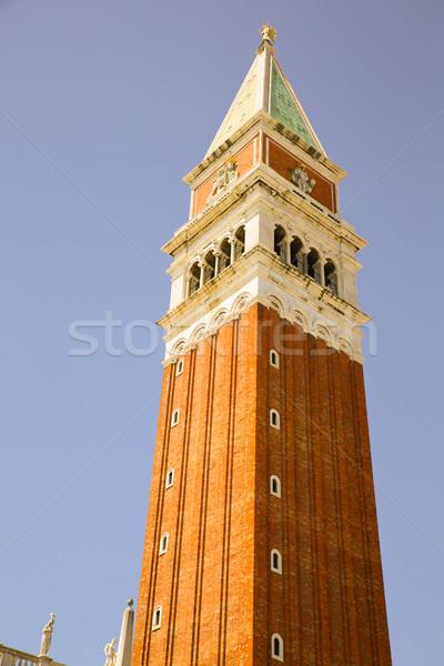 Stock photo: Campanile di San Marco