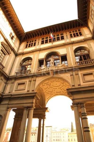 フィレンツェ イタリア ヨーロッパ 市 芸術 旅行 ストックフォト © Spectral