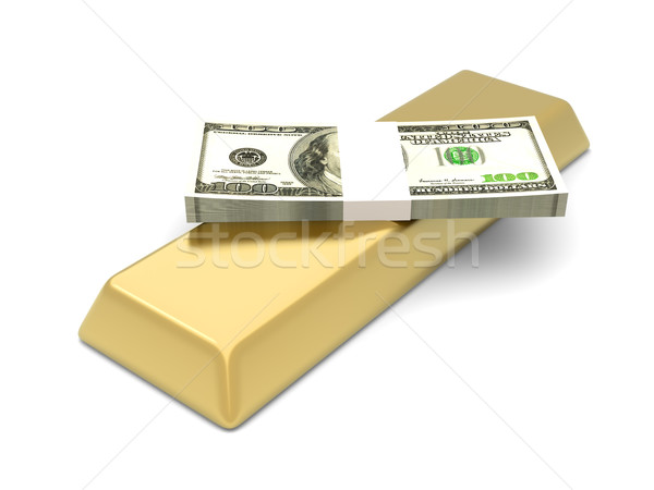 Commodities and Cash Stock photo © Spectral