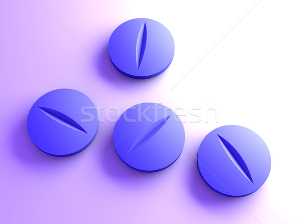 Tablets Stock photo © Spectral