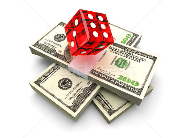 Money Gambling Stock photo © Spectral