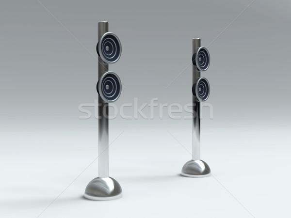 Design Speakers  Stock photo © Spectral