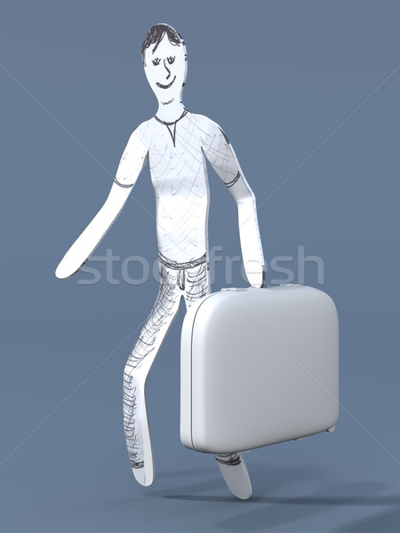 Going to Travel		 Stock photo © Spectral