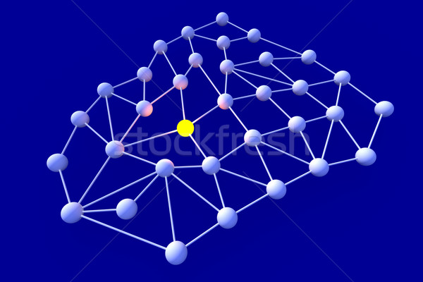 Network Node Stock photo © Spectral