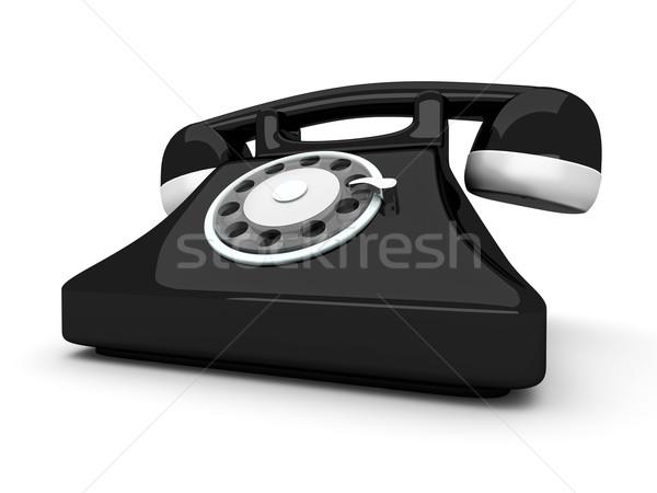 Classic Telephone Stock photo © Spectral