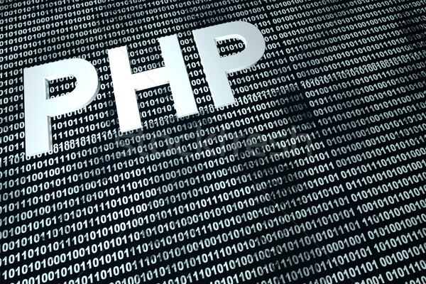 Php binaire code digitale afkorting beroemd codering Stockfoto © Spectral