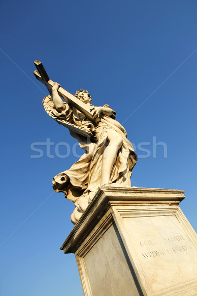 Statue in Rome Stock photo © Spectral