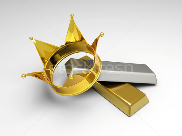 Royal commodities			 Stock photo © Spectral