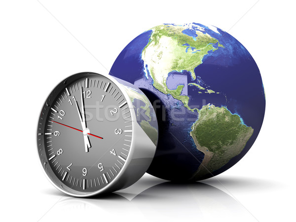 World Time Stock photo © Spectral