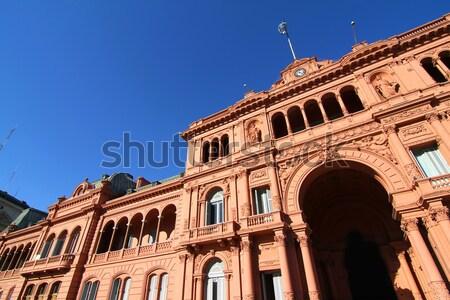 Casa Rosada Stock photo © Spectral