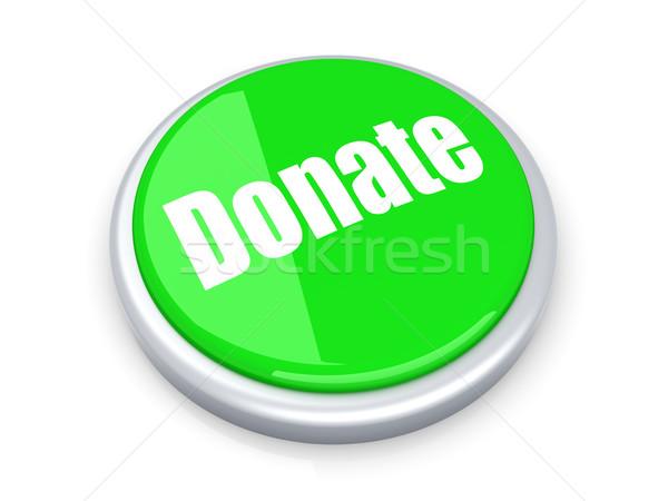 Donate Button Stock photo © Spectral