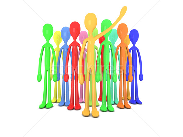 Welcome to diversity Stock photo © Spectral