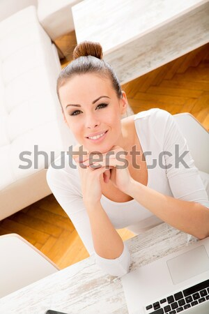 Developing a Business Plan Stock photo © Spectral