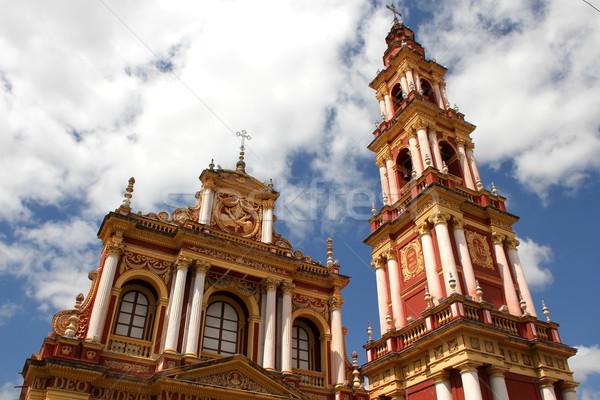 Saint Francis Church in Salta Stock photo © Spectral