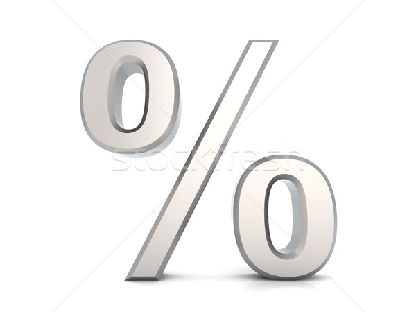 Percentage Symbol	 Stock photo © Spectral