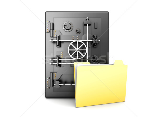Secure Directory Stock photo © Spectral