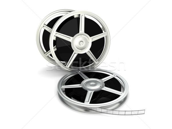 Film Reel Stock photo © Spectral