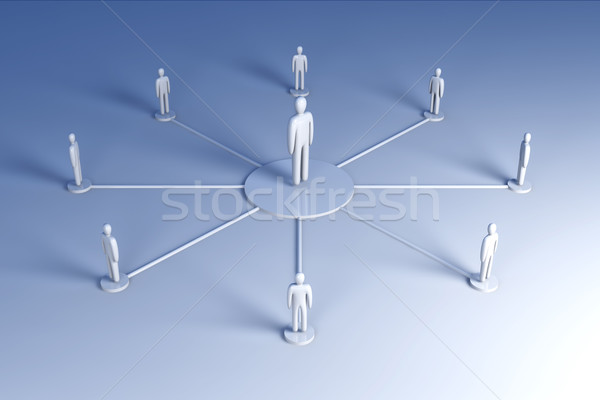 Social Network Stock photo © Spectral