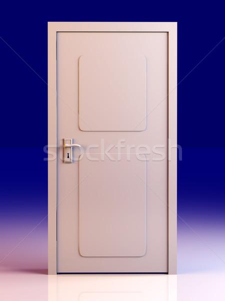 Door Stock photo © Spectral