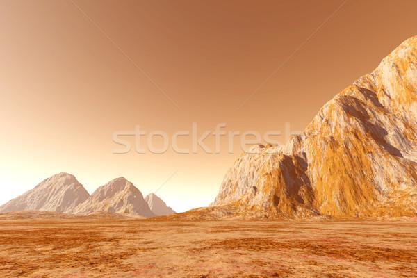 Mars Stock photo © Spectral