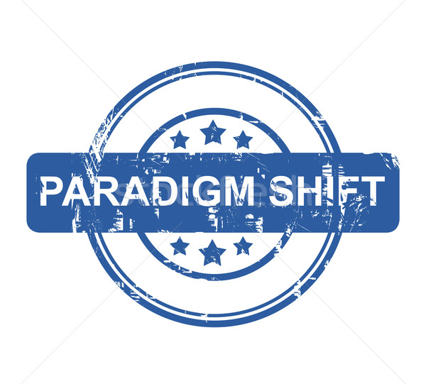 Paradigm Shift Stock photo © speedfighter