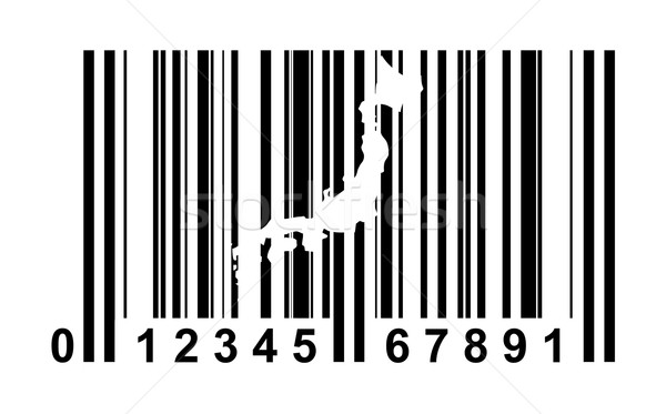 Japan Bar code Stock photo © speedfighter