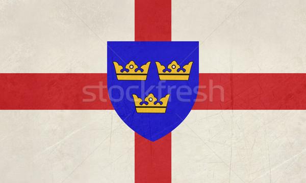 Flag of East Anglia Stock photo © speedfighter