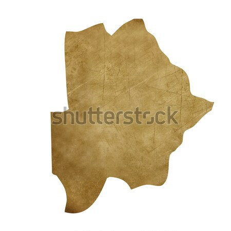 Zimbabwe grunge treasure map Stock photo © speedfighter