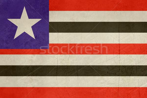 Grunge state flag of Maranhao in Brazil Stock photo © speedfighter