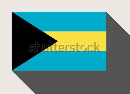 Bahamas flag Stock photo © speedfighter