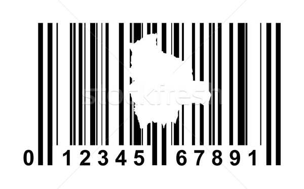 Bolivia Bar code Stock photo © speedfighter