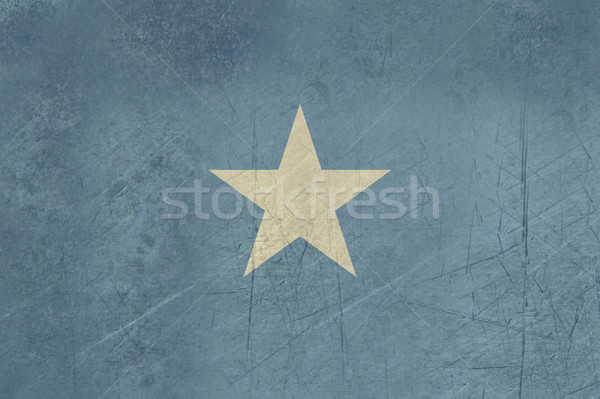 Grunge Somali banderą kraju urzędnik kolory Zdjęcia stock © speedfighter