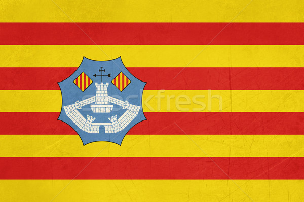 Grunge Minorca Flag Stock photo © speedfighter