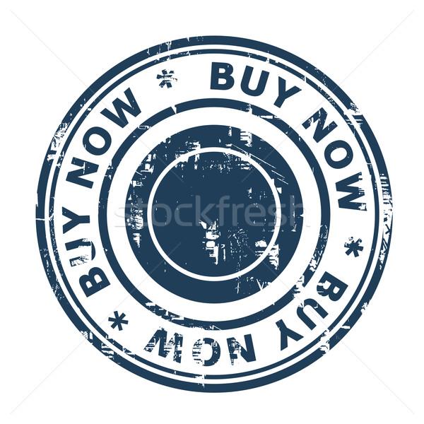 Buy now concept stamp Stock photo © speedfighter