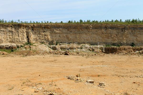 Quarry Stock photo © speedfighter