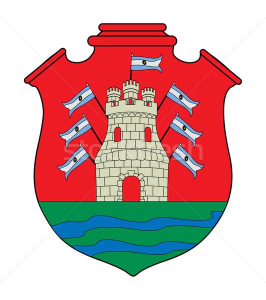 Cordoba coat of arms Stock photo © speedfighter