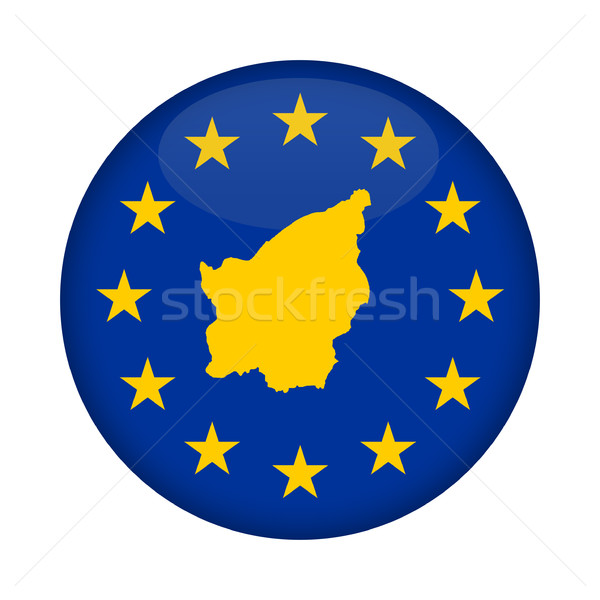 San Marino map European Union flag button Stock photo © speedfighter