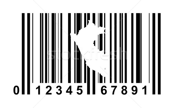 Peru Bar code Stock photo © speedfighter