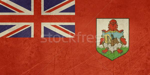 Grunge Bermuda Flag Stock photo © speedfighter