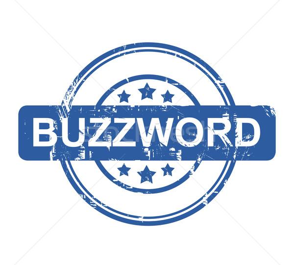 Buzzword Stock photo © speedfighter