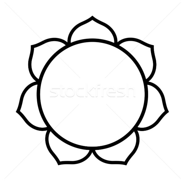 Buddhist Lotus flower Stock photo © speedfighter
