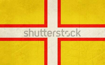 Dorset flag of Saint Wites Cross Stock photo © speedfighter